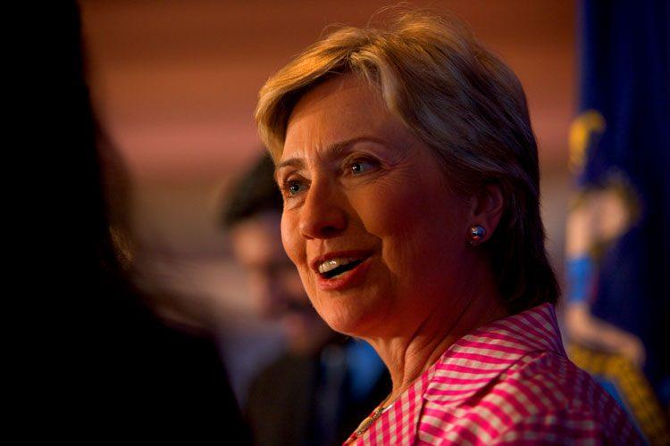 Senator Hillary Rodham Clinton : Syracuse NY