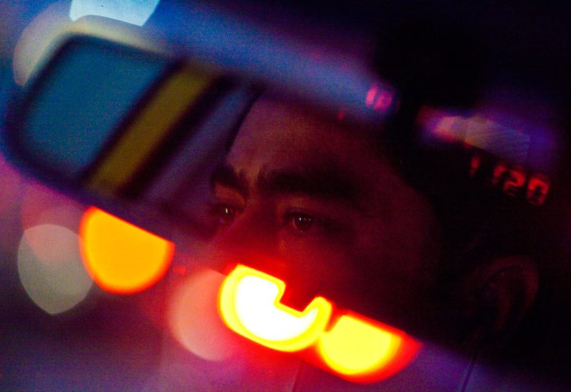 Eyes on the Road Ahead : New York City Taxi Driver