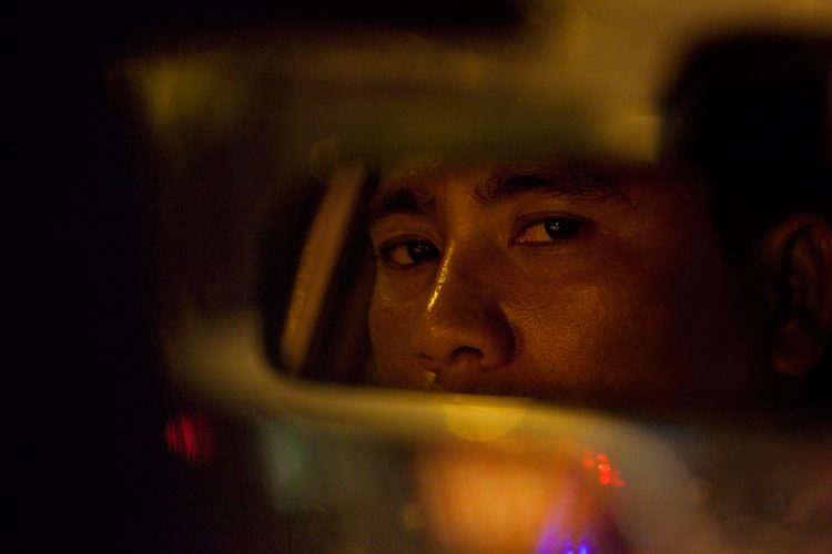 Taxi Driver : District One : Saigon