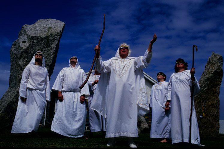 Druids : Summer Solstice : Cornwall