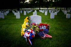 Photo: Jez Coulson/ Insight 917 309 5439Fort Leavenworth: General Petraeus ST reporter Sarah Baxter: +1 202 210 5302