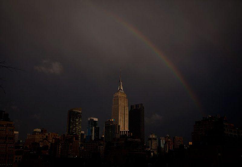 Empire State Rainbow : New York City