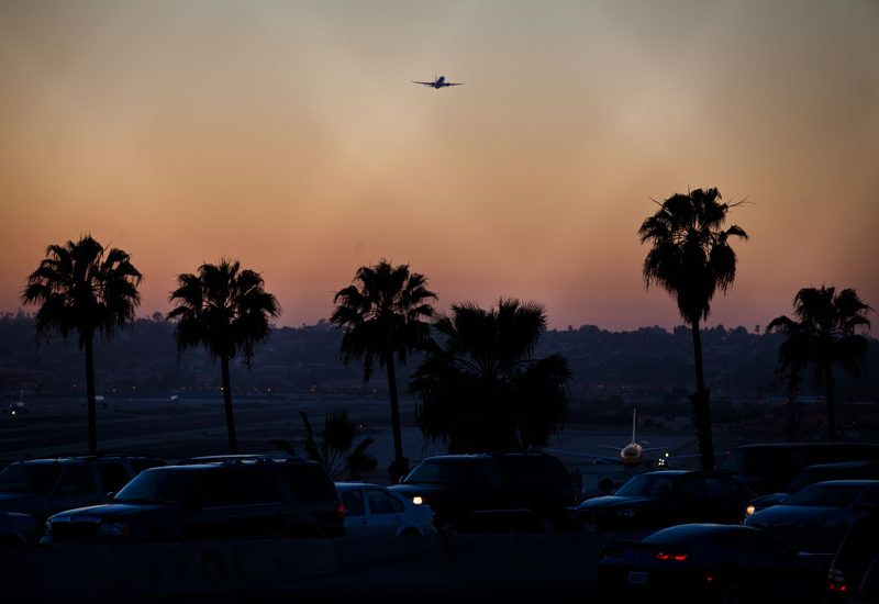 Wheels up San Diego : California