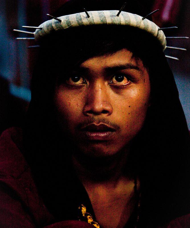 Che Jesus Iconic Face : Mabalacat City : Philippines
