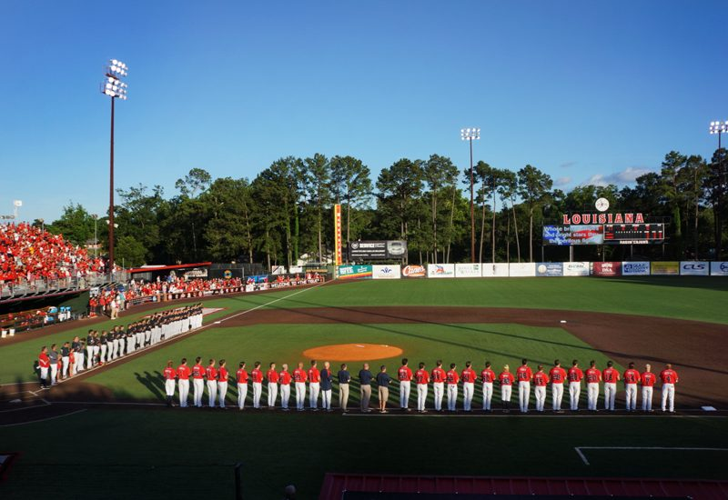 Ole Miss Rebels ready to face The Ragin Cajuns : Lafayette : Louisiana