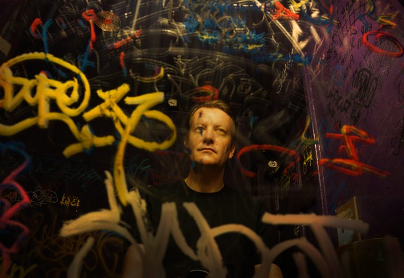 Shot in the Dark : Jez Coulson Selfie : Tucson Arizona