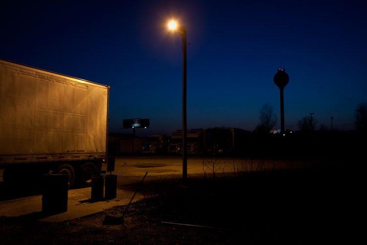 Lonesome Truck Stop : Minnesota
