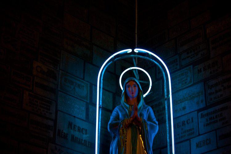 Our Lady of Saigon : Notre Dame Basilica : Vietnam