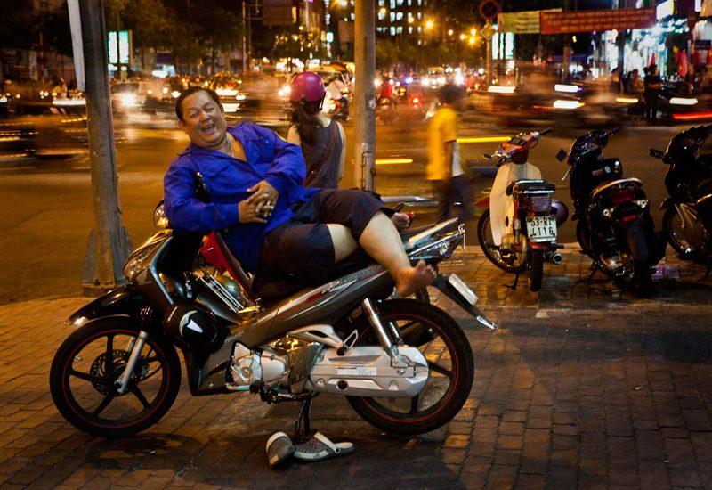 Laughing Buddha of Surburbia : Saigon Vietnam