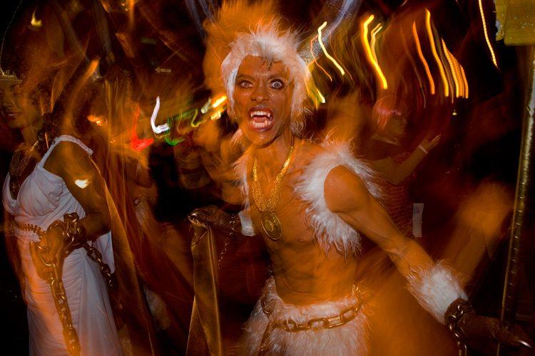Happy Halloween : The Village Halloween Parade : New York