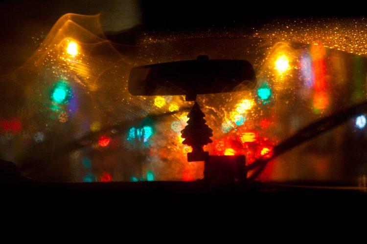 Happy Holidays : Storm Cab : New York City