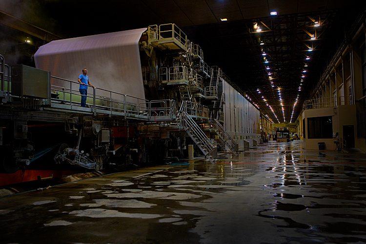 Washington Post to Be Sold : Paper Mill : Catawba : South Carolina