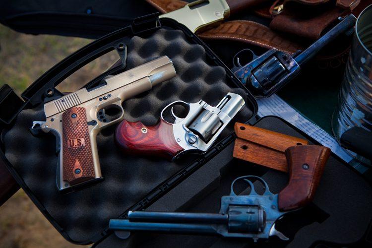 The Gospel and the Gun : Glenrock : Wyoming